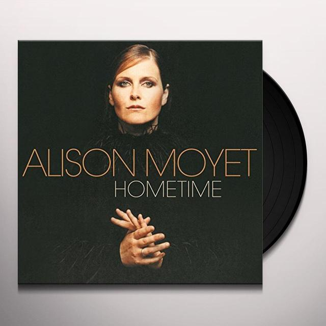 Alison Moyet HOMETIME: DELUXE EDITION Vinyl Record - UK Import
