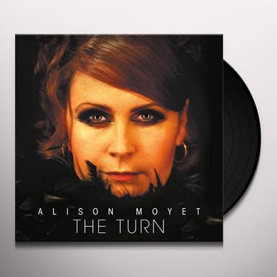 Alison Moyet TURN Vinyl Record - UK Import