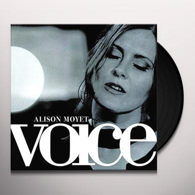 Alison Moyet VOICE Vinyl Record - UK Import
