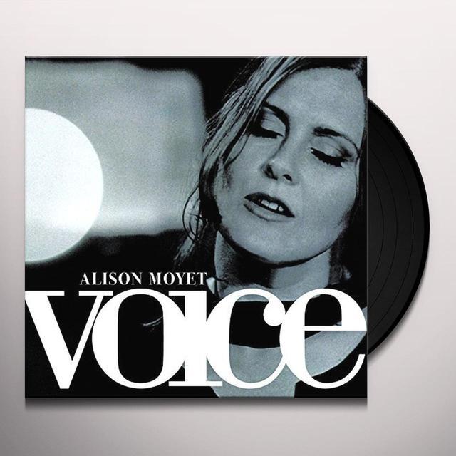 Alison Moyet VOICE Vinyl Record