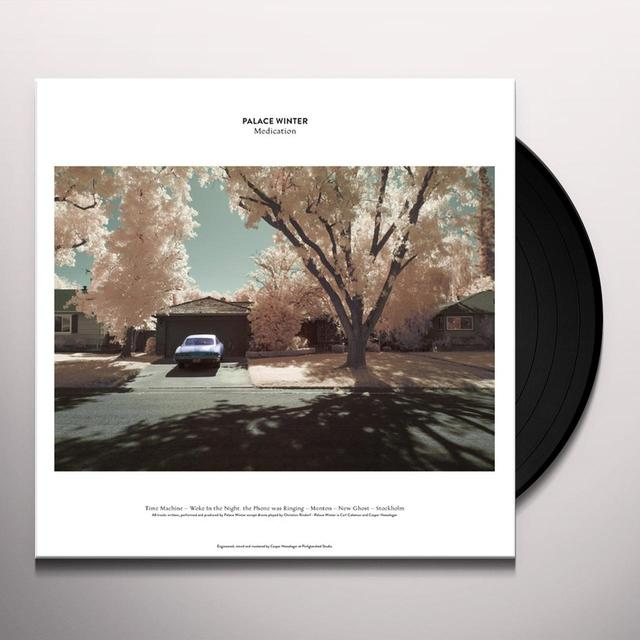 PALACE WINTER MEDICATION Vinyl Record - UK Release