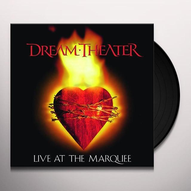 Dream Theater LIVE AT THE MARQUEE Vinyl Record - 180 Gram Pressing, Holland Import