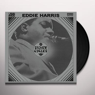 Eddie Harris SILVER CYCLES Vinyl Record - 180 Gram Pressing, Holland Import