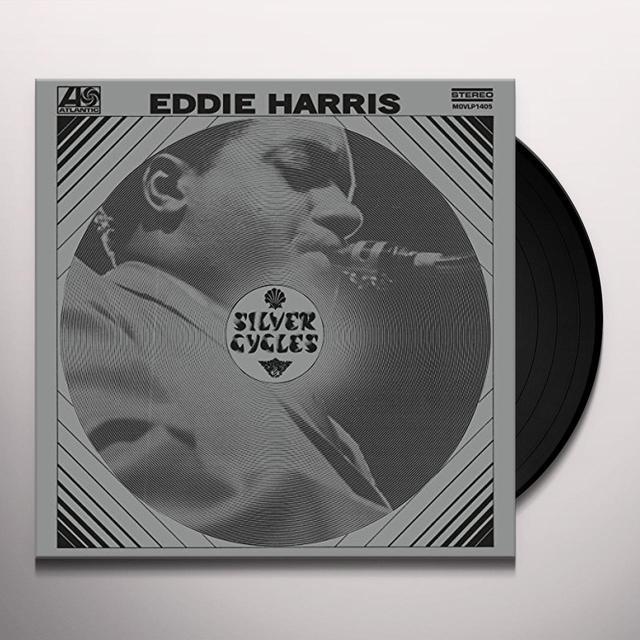 Eddie Harris SILVER CYCLES Vinyl Record