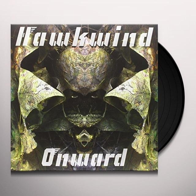 Hawkwind ONWARDS (DLP+DCD) Vinyl Record - w/CD, UK Import