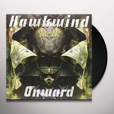 Hawkwind ONWARDS (DLP+DCD) Vinyl Record - w/CD, UK Import