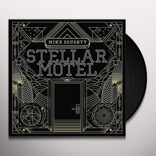 Mike Doughty STELLAR MOTEL Vinyl Record - UK Release