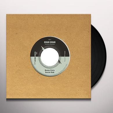 Buena Vista Social Club CHAN CHAN Vinyl Record - UK Import