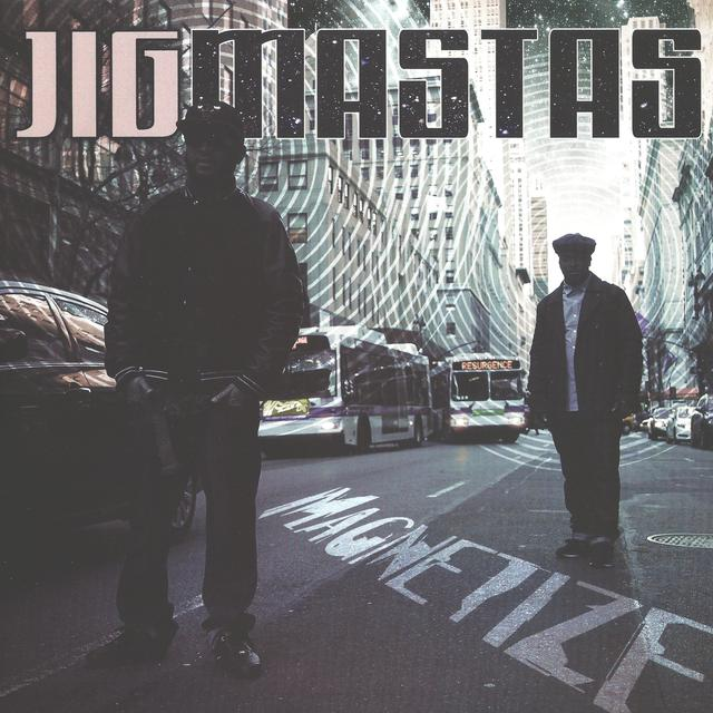 JIGMASTAS (DJ SPINNA & KRIMINUL)