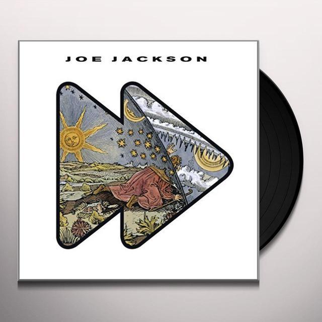 Joe Jackson FAST FORWARD Vinyl Record - UK Import