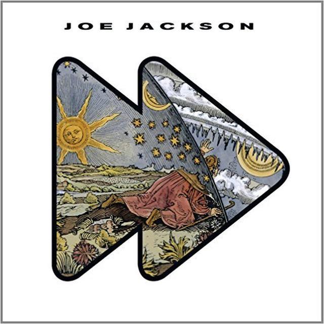 Joe Jackson FAST FORWARD Vinyl Record
