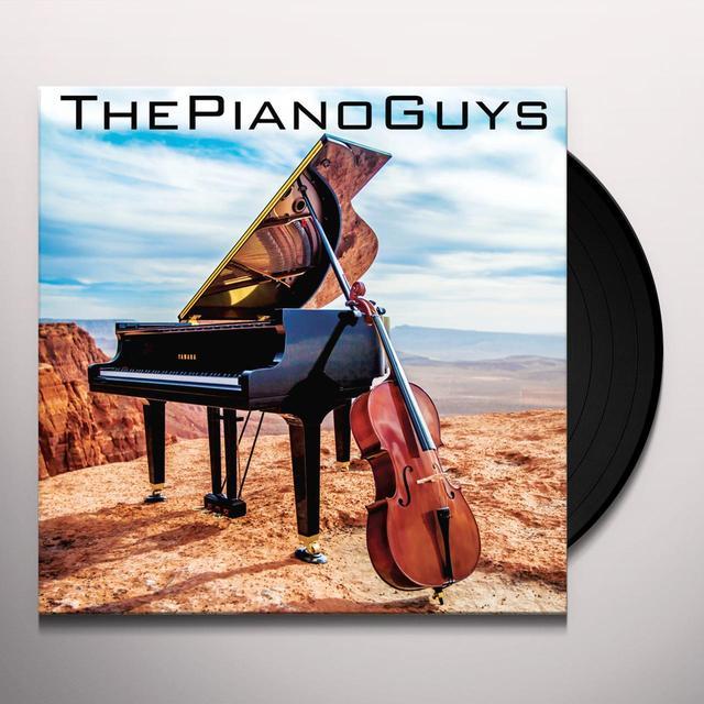 PIANO GUYS Vinyl Record - Gatefold Sleeve, 180 Gram Pressing