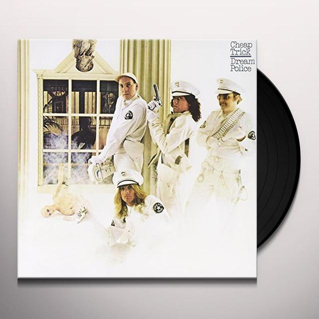 Cheap Trick DREAM POLICE Vinyl Record