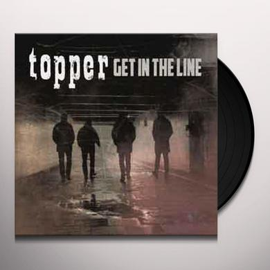 topper GET IN THE LINE Vinyl Record
