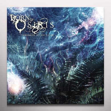 Born Of Osiris TOMORROW WE DIE ALIVE Vinyl Record - Clear Vinyl, Digital Download Included