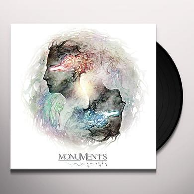 Monuments GNOSIS Vinyl Record - w/CD, Reissue