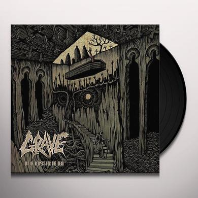 Grave OUT OF RESPECT FOR THE DEAD Vinyl Record