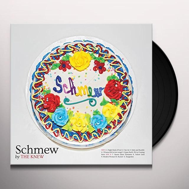 KNEW SCHMEW Vinyl Record