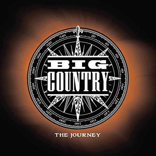 Big Country JOURNEY Vinyl Record