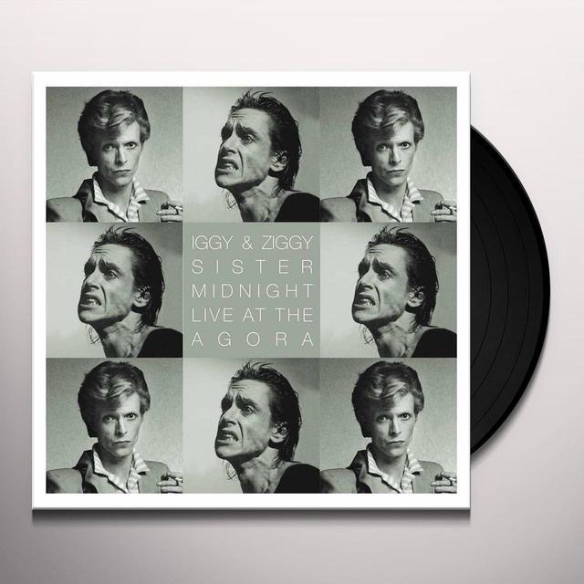 Iggy & Ziggy SISTER MIDNIGHT Vinyl Record - Gatefold Sleeve