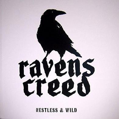 Ravens Creed NESTLESS & WILD Vinyl Record