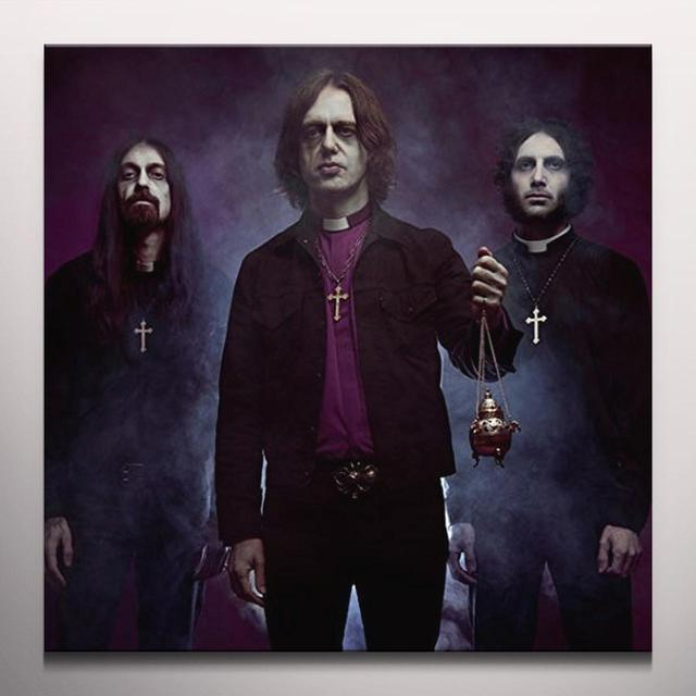 WITH THE DEAD Vinyl Record - Colored Vinyl, 180 Gram Pressing, Purple Vinyl