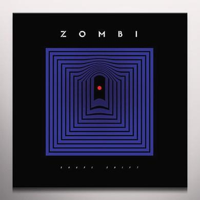 Zombi SHAPE SHIFT Vinyl Record - Colored Vinyl, Gatefold Sleeve, Limited Edition, Red Vinyl