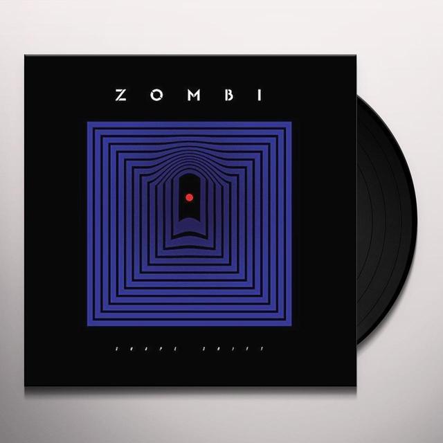 Zombi SHAPE SHIFT Vinyl Record - Gatefold Sleeve