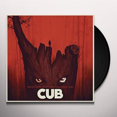 Steve Moore CUB / O.S.T. Vinyl Record