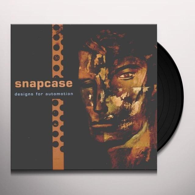Snapcase DESIGNS FOR AUTOMOTION Vinyl Record