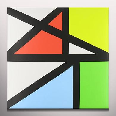New Order MUSIC COMPLETE Vinyl Record - Colored Vinyl, Clear Vinyl, Digital Download Included