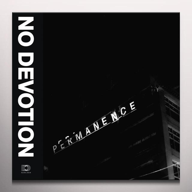 No Devotion PERMANENCE Vinyl Record - Colored Vinyl
