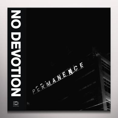 No Devotion PERMANENCE Vinyl Record - Colored Vinyl