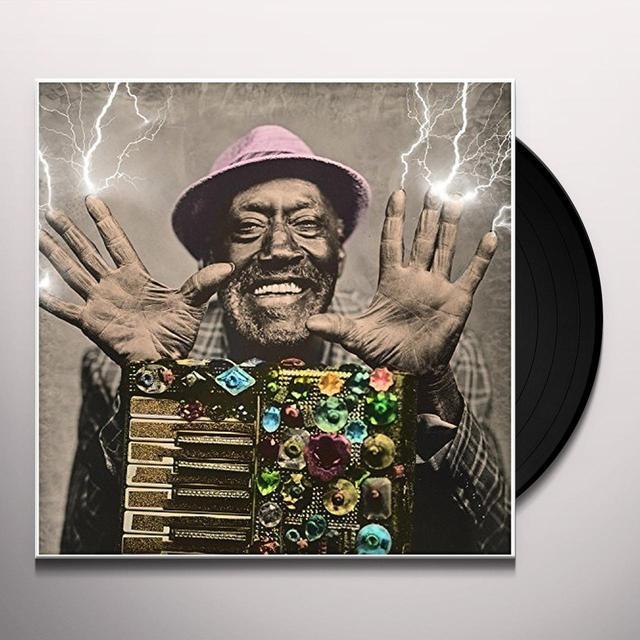 Ironing Board Sam SUPER SPIRIT Vinyl Record