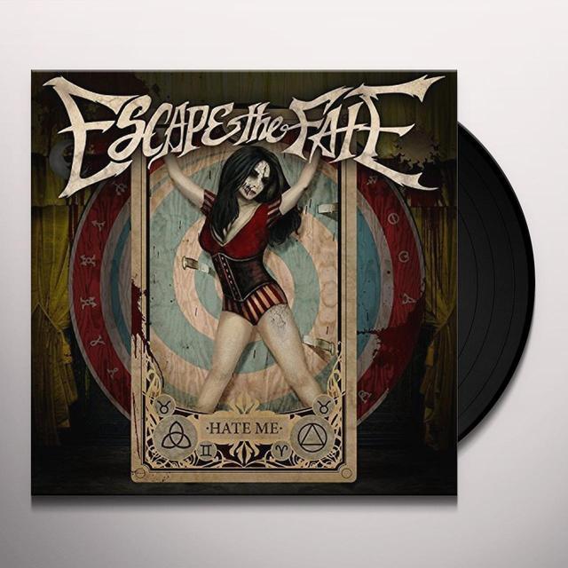 Escape The Fate HATE ME Vinyl Record