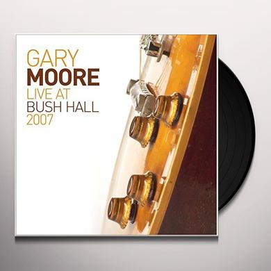 Moore, Gary LIVE AT BUSH HALL Vinyl Record