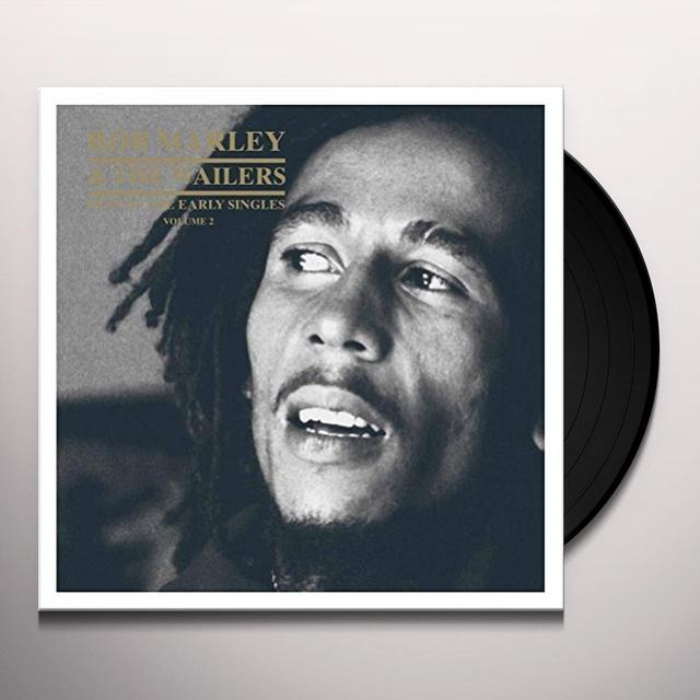 Marley, Bob BEST OF THE EARLY SINGLES 2 Vinyl Record - Gatefold Sleeve