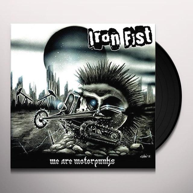 IRON FIST WE ARE MOTORPUNKS Vinyl Record
