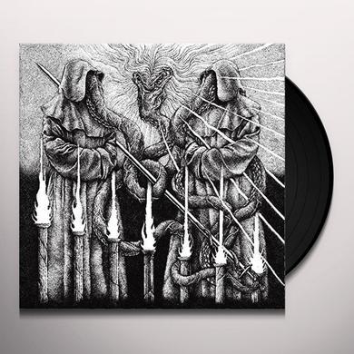 GRAVEYARD / KORGULL THE EXTERMINATOR LA GERNANDAT DE LA NIT PROFUNDA Vinyl Record