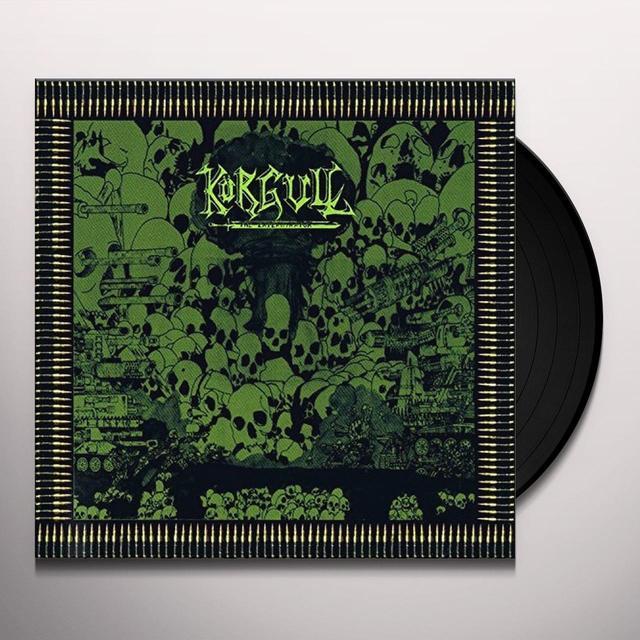 Korgull The Exterminator WAR OF THE VOIVODES Vinyl Record