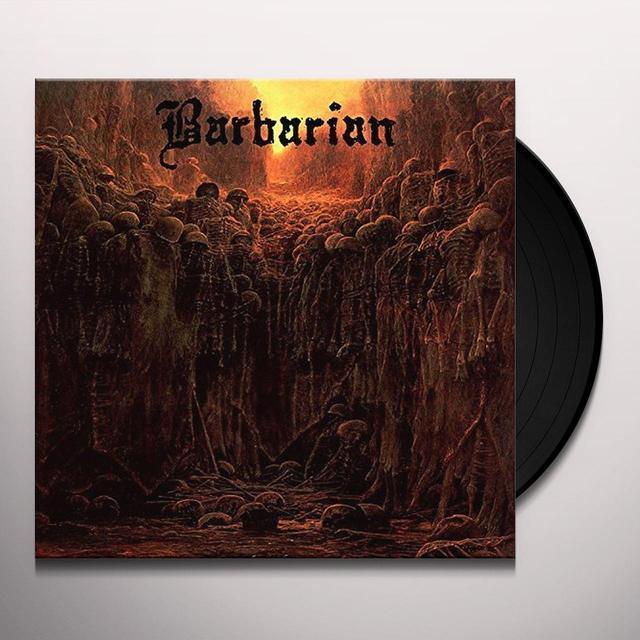 BARBARIAN Vinyl Record