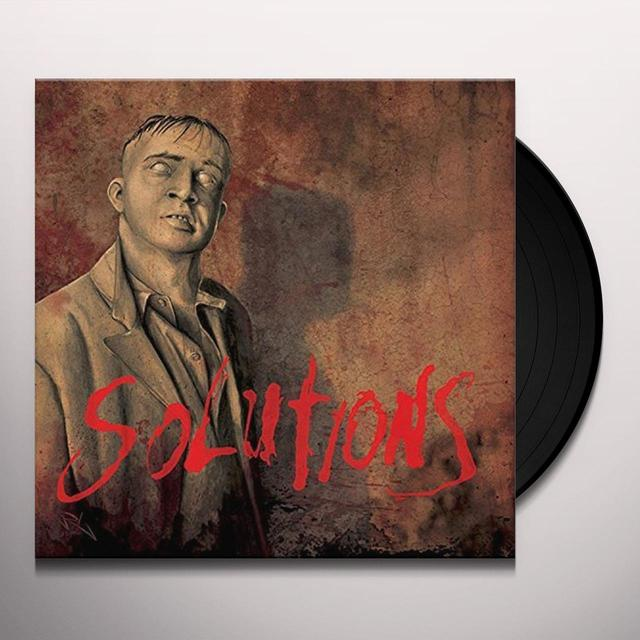 SOLUTIONS Vinyl Record