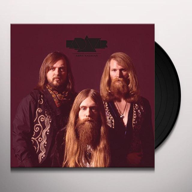 Kadavar ABRA KADVAR Vinyl Record