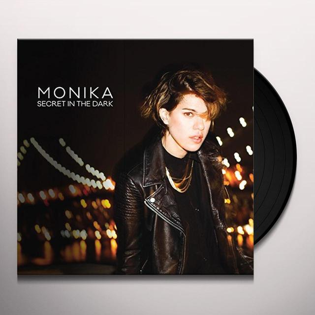MONIKA SECRET IN THE DARK Vinyl Record