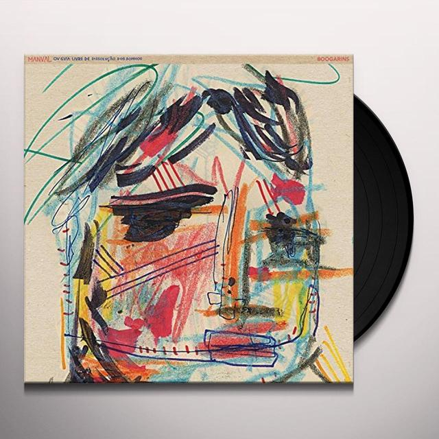 Boogarins MANUAL Vinyl Record