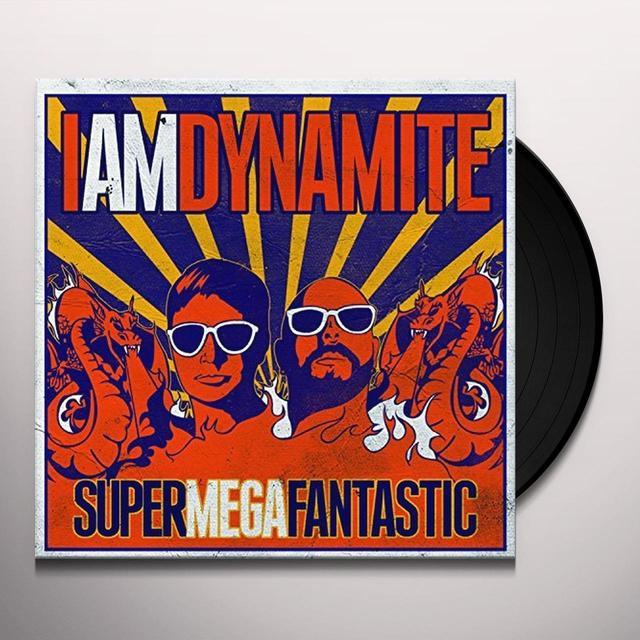 IAMDYNAMITE SUPERMEGAFANTASTIC Vinyl Record