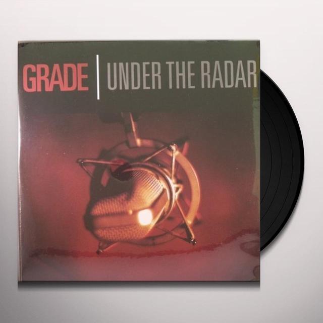 Grade UNDER THE RADAR Vinyl Record