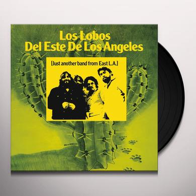 Los Lobos JUST ANOTHER BAND FROM EAST LA (BONUS TRACK) Vinyl Record