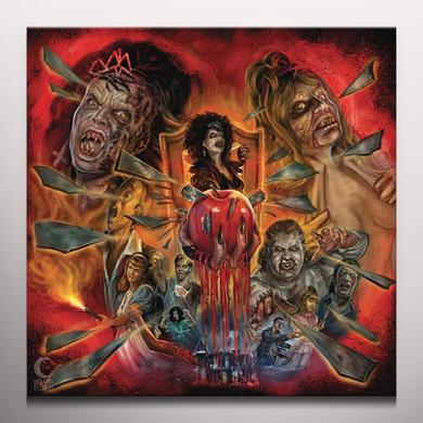 Dennis Michael Tenney NIGHT OF THE DEMONS / O.S.T. Vinyl Record - Gatefold Sleeve, Limited Edition, Red Vinyl