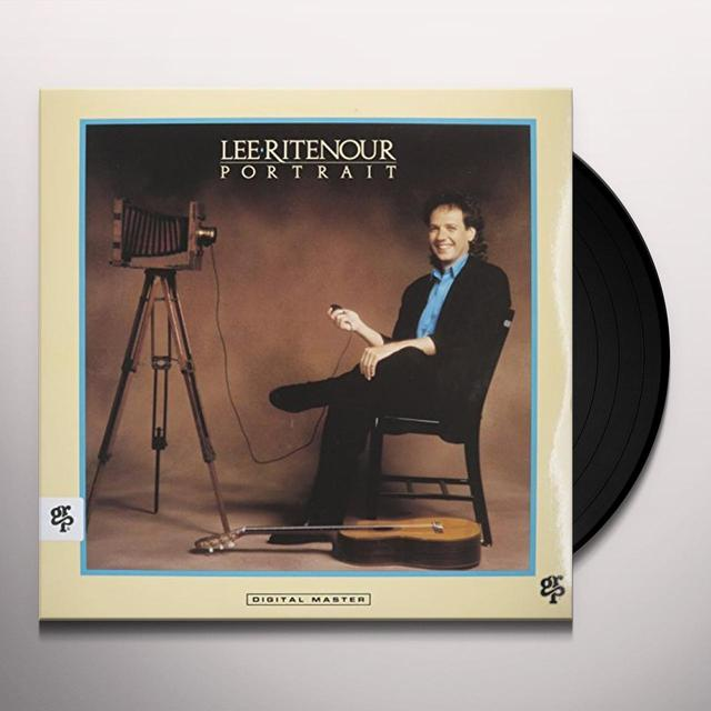 Lee Ritenour PORTRAIT Vinyl Record